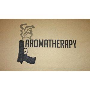 Poco Military Aromatherapy Gun T-Shirt (Tan)