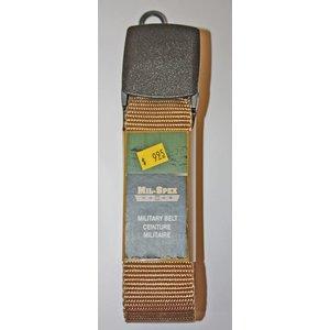 Mil-Spex Mil-Spex Military Belt (Coyote) Sliding Plastic Buckle (3189)