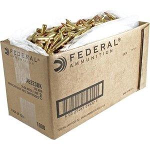 Federal Federal 223 REM 1000 Pack (55 Grain) #AE223BK