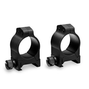 Vortex Vortex Pro 1-inch Scope Rings - Low (#VPR-1L)