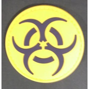 Biohazard PVC Patch
