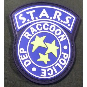 STARS PVC Patch