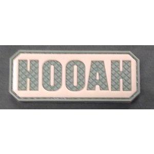 Hooah PVC Patch