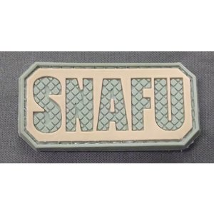 SNAFU PVC Patch