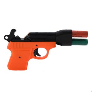 Record 15mm Double Launcher - Orange