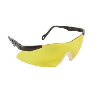 Allen Company Allen Reaction Shooting Glasses - Yellow (#2272)