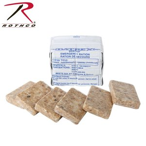 Datrex Datrex 2400 Calorie Emergency Ration Pack