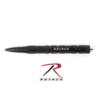 Rothco Rothco Black Tactical Pen (#5478)