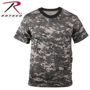 Rothco Kid's Subdued Digital Camo T-Shirt