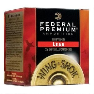 "Federal Federal Premium 28 Gauge 2-3/4"" 3/4 oz #7.5 Target Load (P283 7.5)"