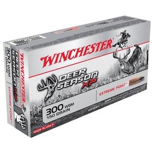 Winchester Winchester 300 WSM (150 Grain) Deer Season XP (#X300SDS) -20 Rds