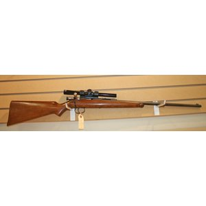 BRNO Model 468 22LR Rifle w/ Scope
