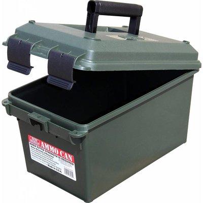 MTM MTM BULK Ammo Box (OD Green) AC-11-Forest Green