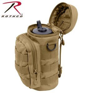 Rothco Rothco MOLLE Water Bottle Pouch - Tan (2779)