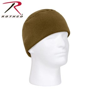 Rothco Rothco ECWS Fleece Toque / Beanie - Coyote Tan