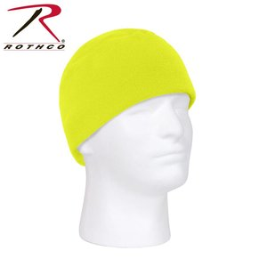 Rothco Rothco ECWS Fleece Toque / Beanine (Safety Green) #88661