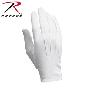Rothco Rothco White Parade Gloves - X-Small