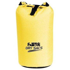 "World Famous World Famous Dry Sack (9"" x 21"") Yellow - #1226"