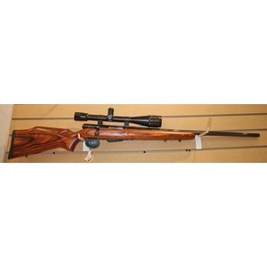 Savage Arms Savage M25 Rifle 204 Ruger - Laminate Stock (w/ 4 x40 Weaver Scope)