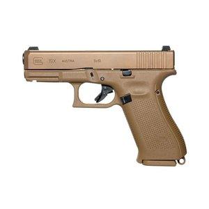 Glock Glock 19X 9mm Luger GNS - Tan Pistol