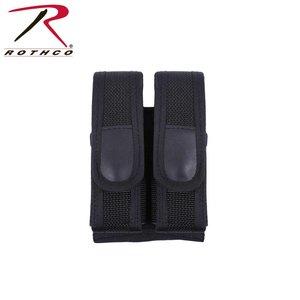 Rothco Rothco Dual Pistol Mag Pouch (Duty) Nylon