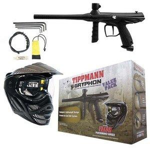 Tippmann Tippmann Gryphon Paintball Value Pack (W/ Marker& Mask)