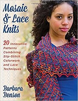 Mosaic & Lace Knits: 20 Innovative Patterns