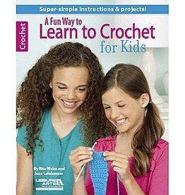 A Fun Way to Learn to Crochet For Kids - 9/29/17