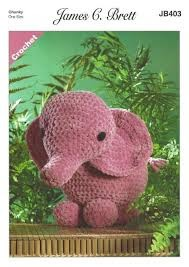 Choose your own Crochet Animals!