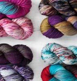 Lornas Laces Yarn Tasting 11/11
