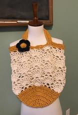 Crochet Fancy Market Bag