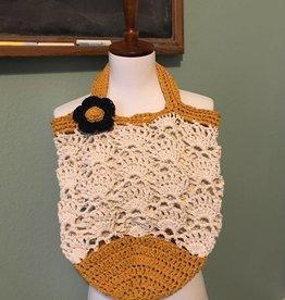 Crochet Fancy Market Bag