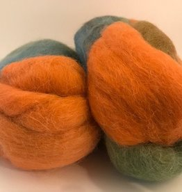 Purl Diver Collection Sunflower Roving