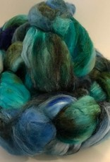 Purl Diver Collection Queen Triggerfish Merino Silk Roving