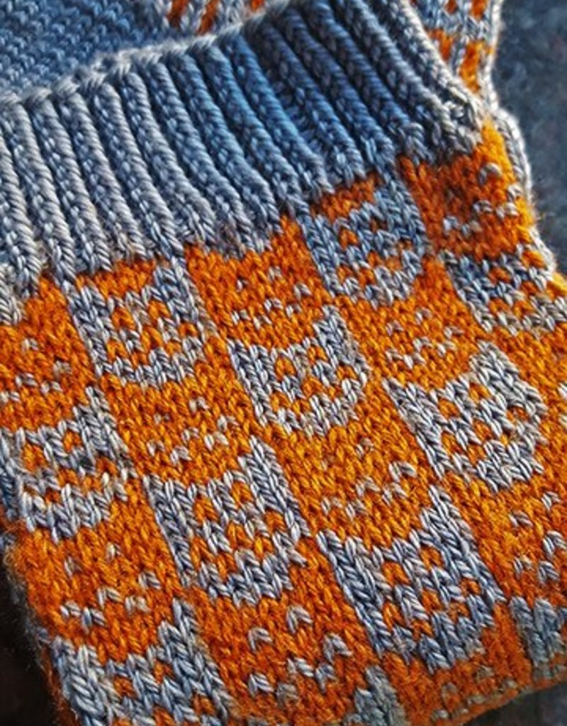 1/28/18 - Designing Knitted Tessellations: The Deluxe Edition (6 hours) with Franklin Habit -10am-5pm