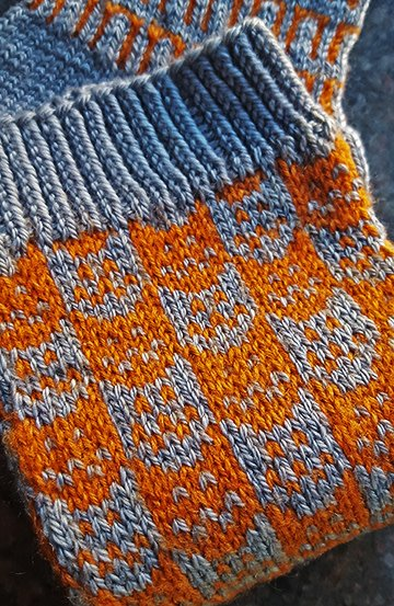 Designing Knitted Tessellations: The Deluxe Edition (6 hours) with Franklin Habit 1/28-10am-5pm