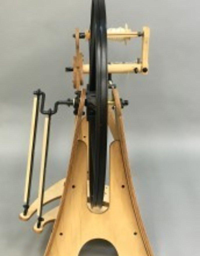 Flatiron Spinning Wheel
