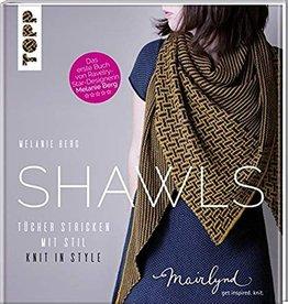Melanie Berg Shawls Book