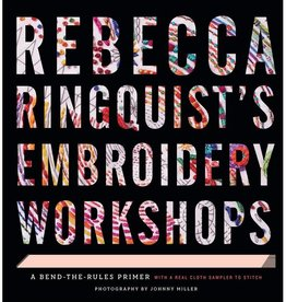 Rebecca Ringquists Embroidery