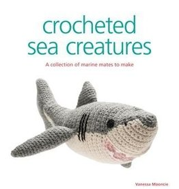 Crocheted Sea Creatures Book