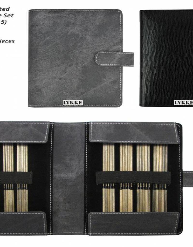 "LYKKE Driftwood 6"" DPN Small Needle Set"