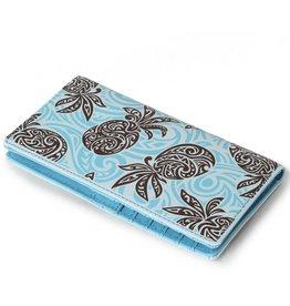 Wallet Pineapple RFID Slim Blue