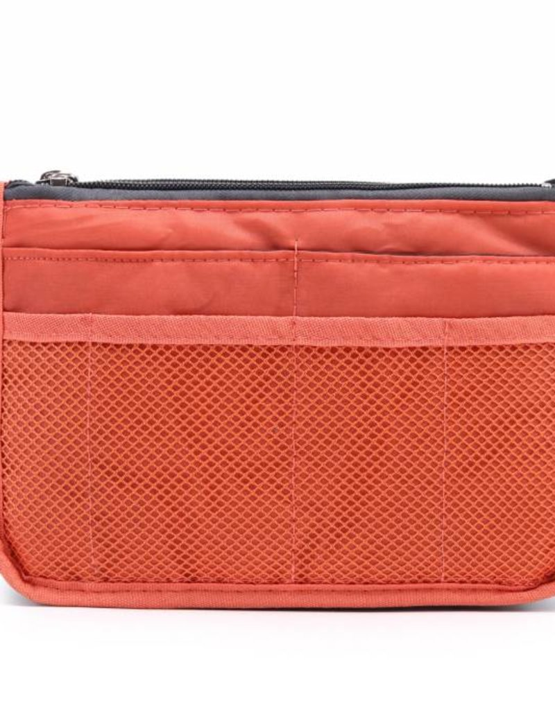 Purse Insert Orange