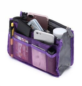 Purse Insert Purple