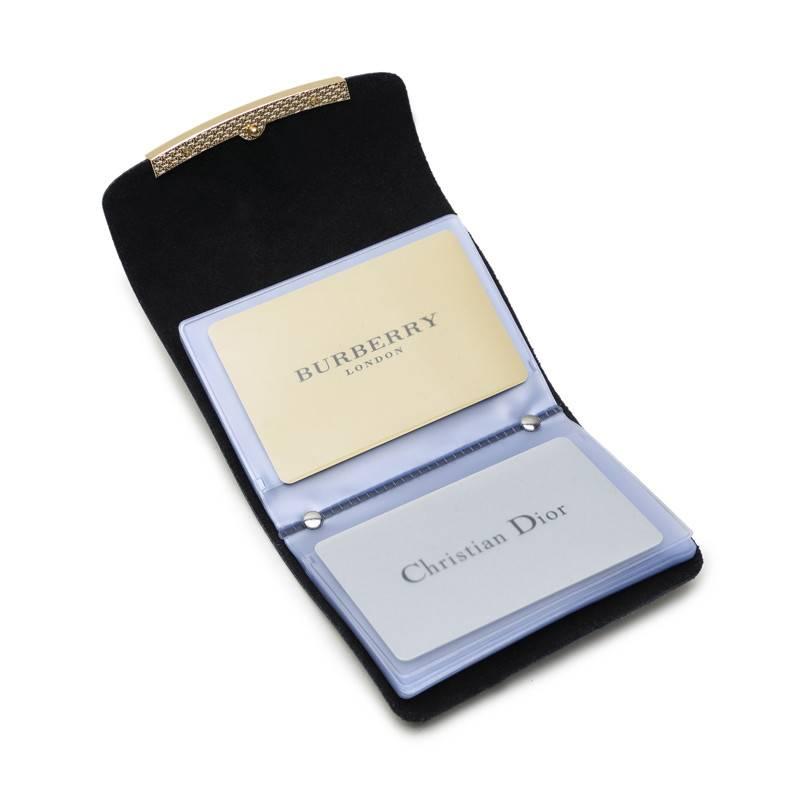 Card Case Beige