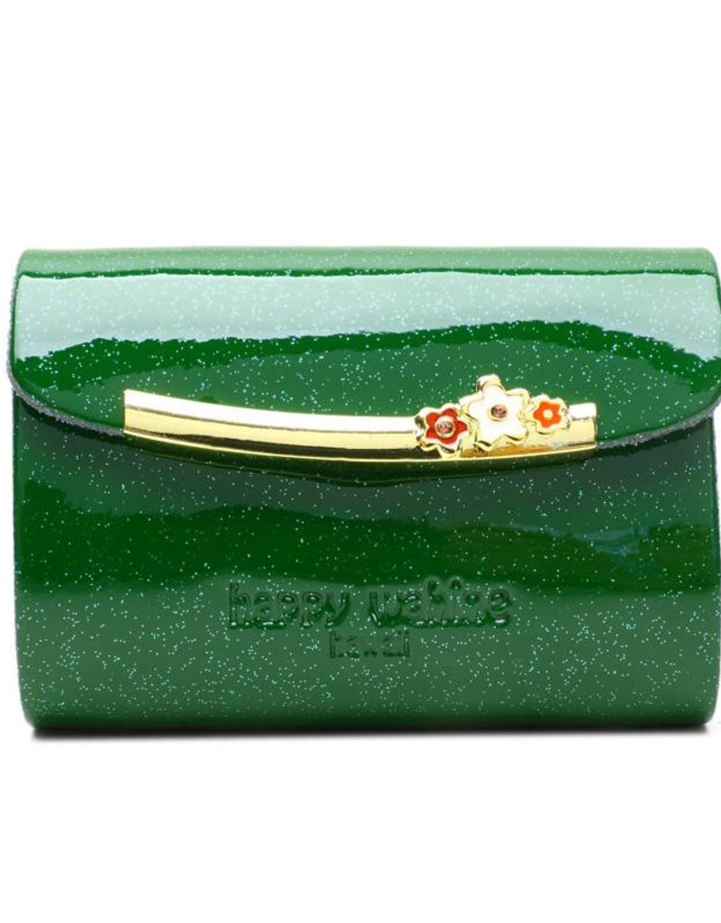 Card Case Dark Green