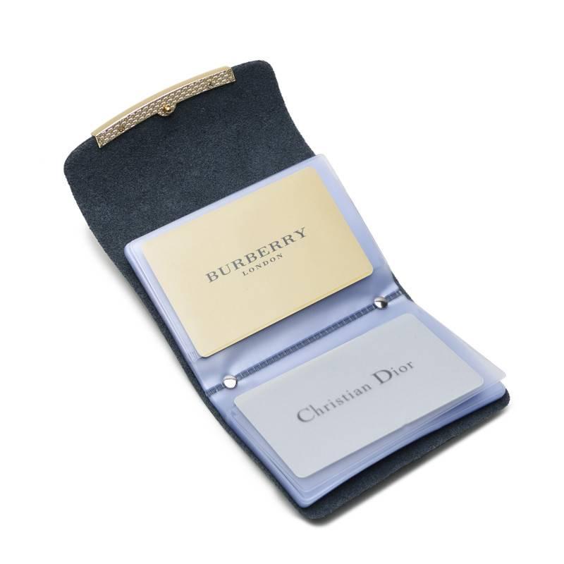 Card Case Dark Green