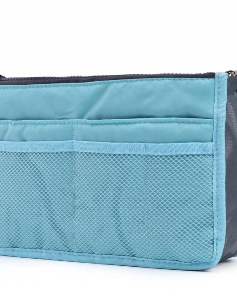 Bag Organizer Light Blue