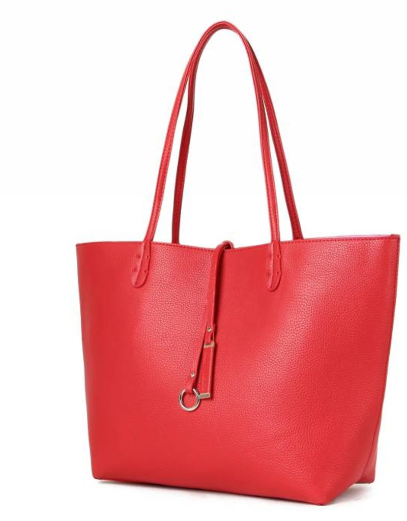 Reversible Tote Red/Pink