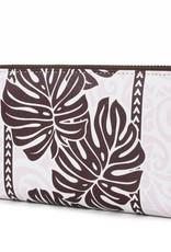 Wallet Monstera RFID Brown